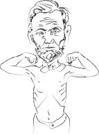Tough Lincoln