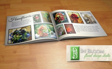 Catalog for Local Florist